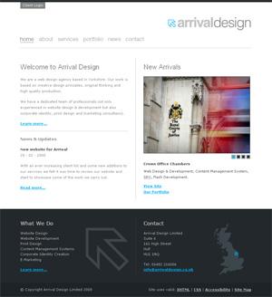 ArrivalDesign.co.uk