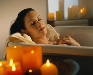 Relax in vasche da bagno moderne