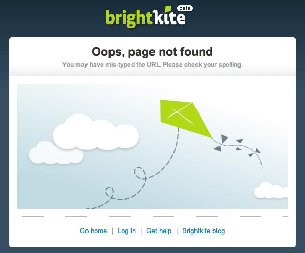 brightkite.com/404