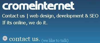 cromeinternet.co.uk/contact-us.cfm