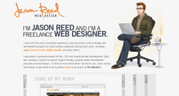 jasonreedwebdesign.com