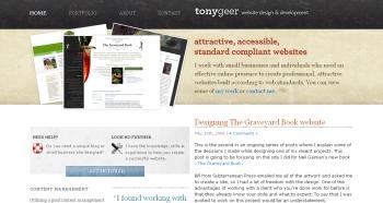 tonygeer.com