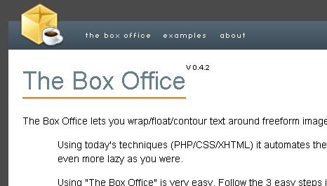 theboxoffice.be