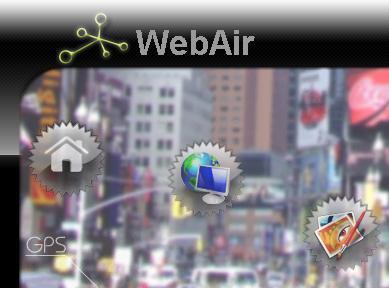 WebAir.it icons menu
