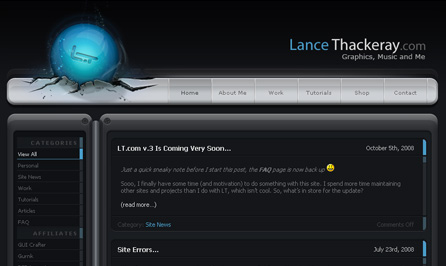 lancethackeray.com