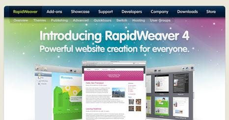 realmacsoftware.com/rapidweaver/