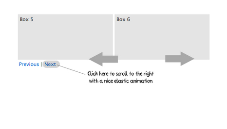 Ultra versatile slider for websites