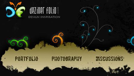 dezinerfolio.com