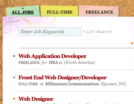 jobs.webdesignerwall.com