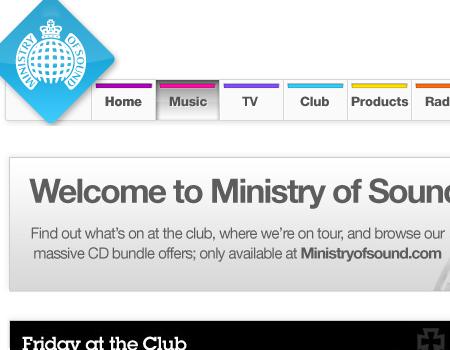 ministryofsound.com