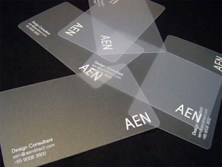 AEN Business Card