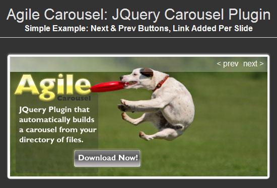 Agile Carousel
