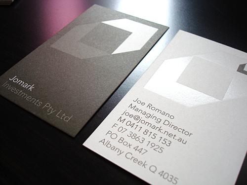 jomark business card