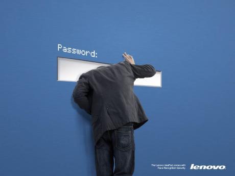 Lenovo Advertisement