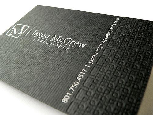 McGrew BC Business Card