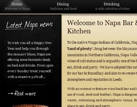 Napa Bar and Kitchen