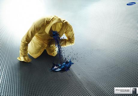 Samsung Advertisement
