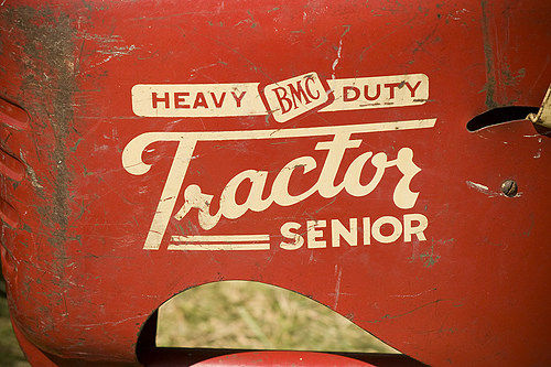 Tractor Senior