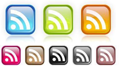 30 Free Vector RSS Icons