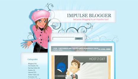 Impulse Blogger