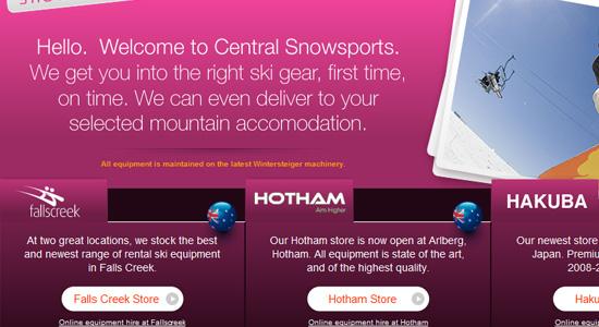 Central Snowsport