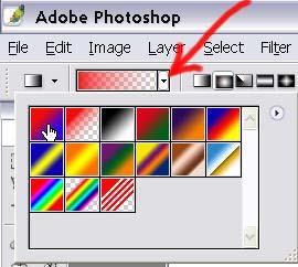 create gradient