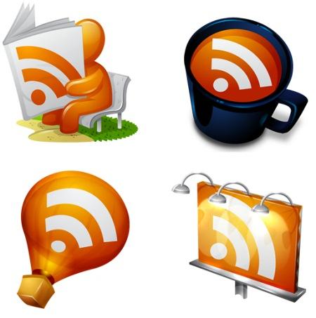 Smashing RSS/Feed Icons