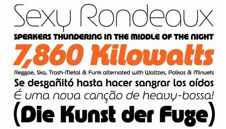 60 Brilliant Typefaces For Corporate Design