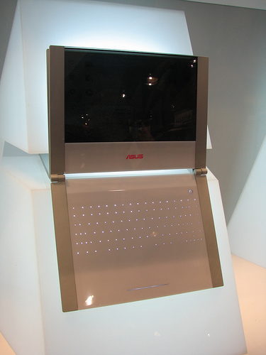 Asus Laptop Concept Design