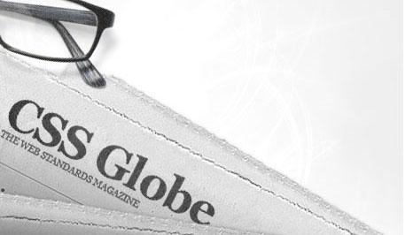 css globe