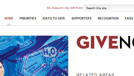 giving to MIT