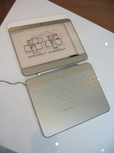 HP Concept Laptop